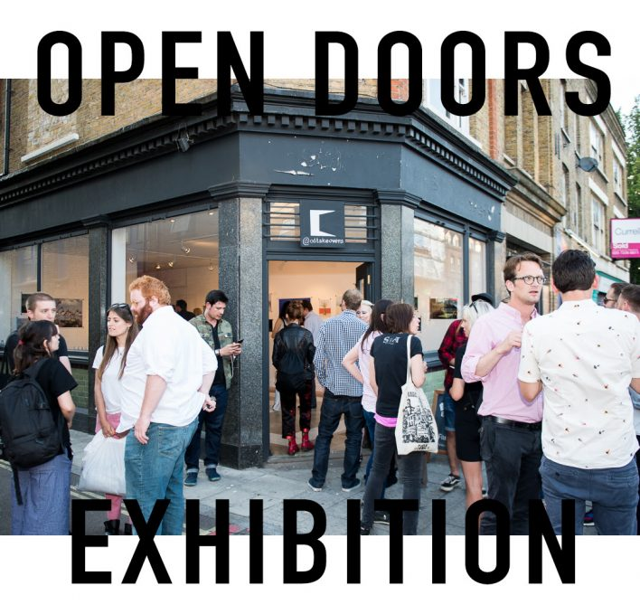 LONDON EXHIBITION 16-18 JUNE 2017 & Open Doors Exhibition - Open Doors Gallery