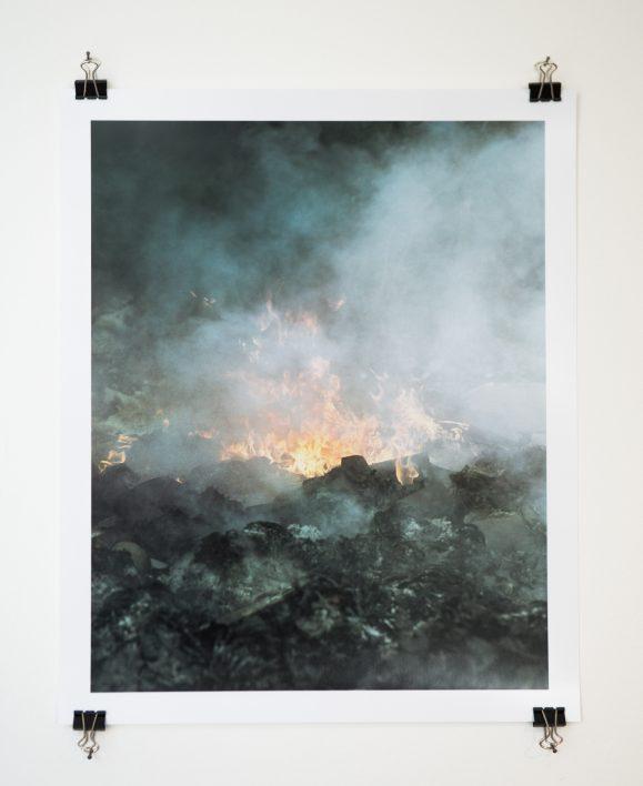 flaming landfill print1