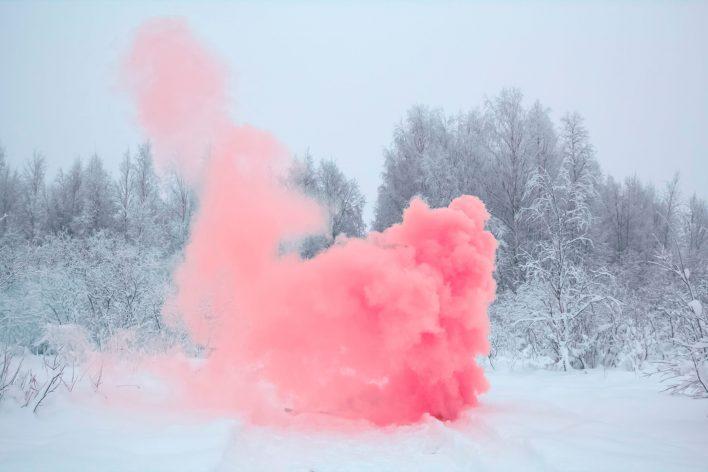 Maria Lax_pink smoke-2
