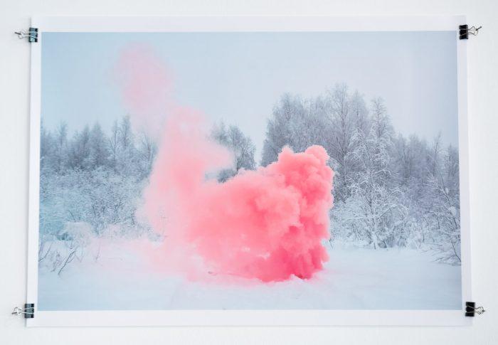 pink smoke print1