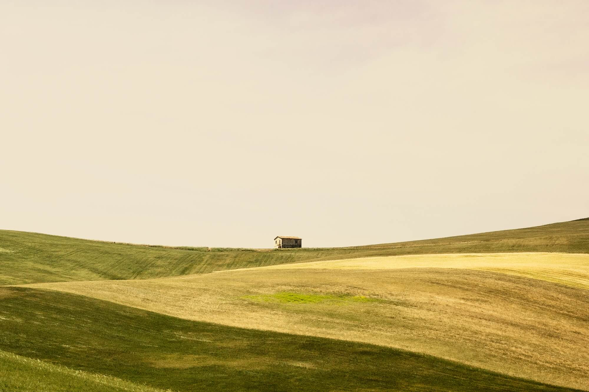 Alessandro Calvi Italian Landscape 4 Open Doors Gallery