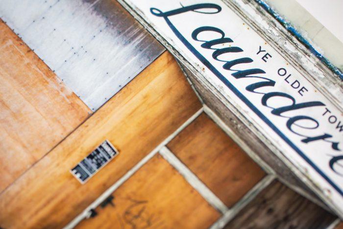 Ye Olde Town Launderette, King Street, Margate_closeup