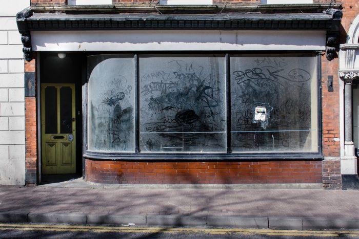27b Hawley Street, Margate, by Hannah Blackmore