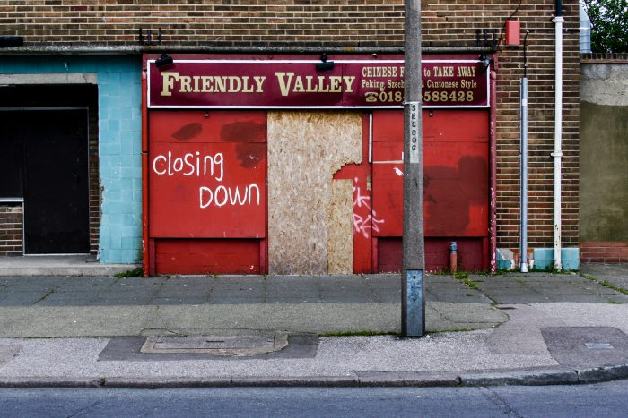 Friendly Valley, The Centre, Ramsgate by Hannah Blackmore