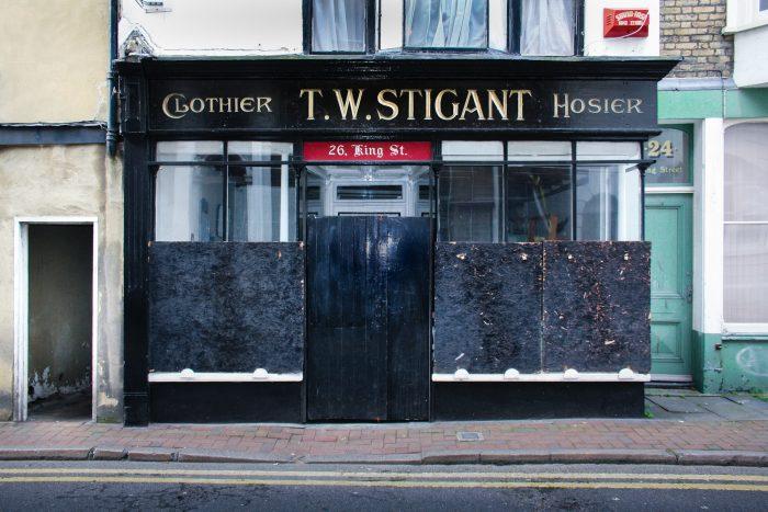 T.W.Stigant, King Street, Margate