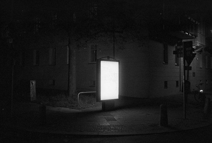 Cold Silent Night, Berlin, 2019