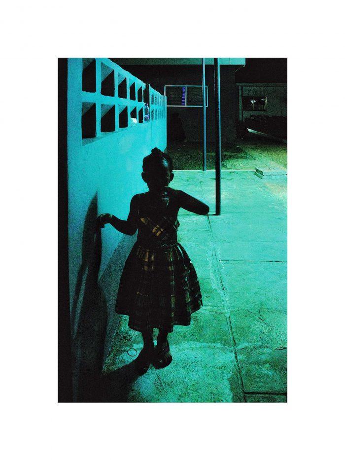 Petite, Ghost Light, by Barima Owusu Nyantekyi