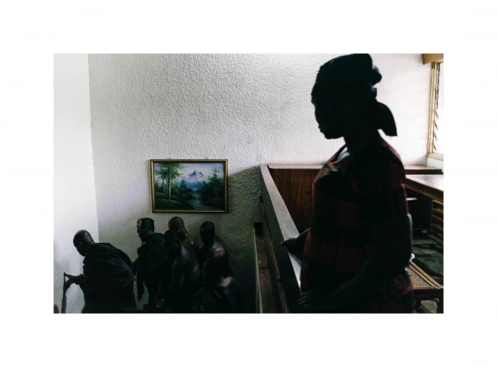 The Procession, Ghost Light, by Barima Owusu Nyantekyi