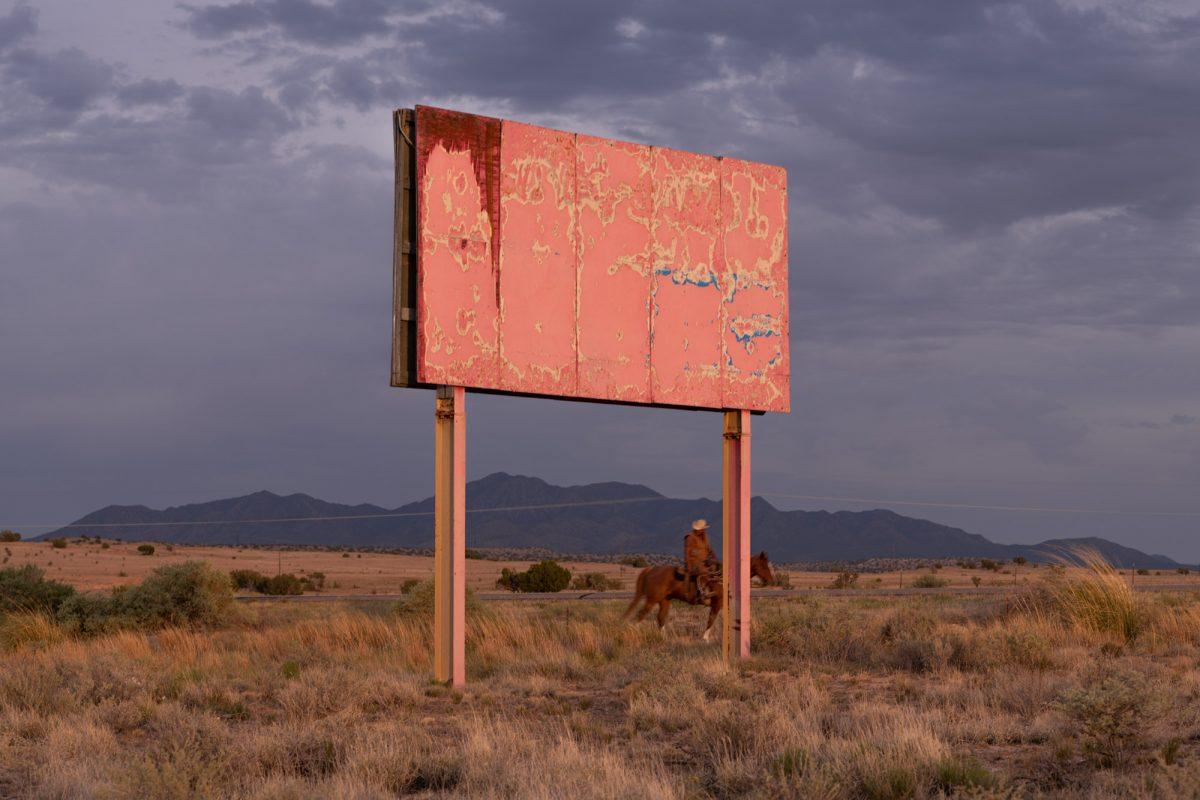 Lone Cowboy by Dino Kužnik