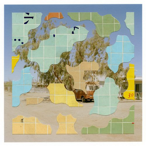 Unique collage and photograph by Anthony Gerace