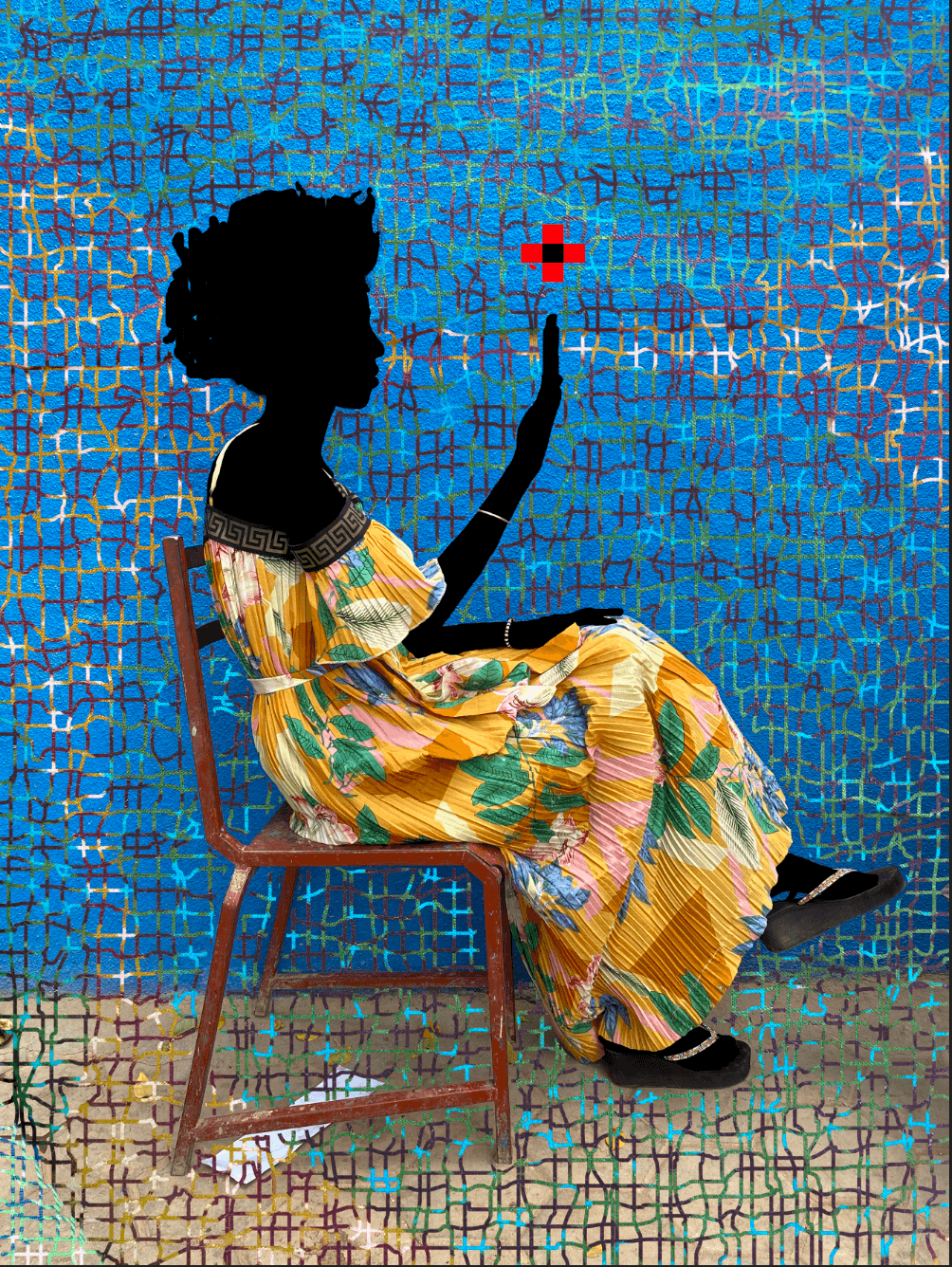 Saïdou Dicko, The Shadowed People